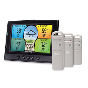 AcuRite 02082M Home Temperature & Humidity Station