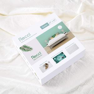 RECCI Premium 防水床垫保护罩 Queen