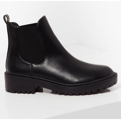 The Life and Sole Cleated Chelsea Boots