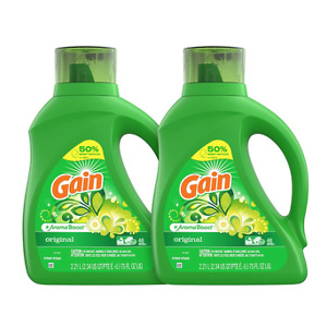 Gain Laundry Detergent Liquid Plus Aroma Boost
