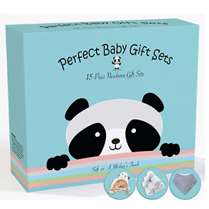 Premium 15 Piece Baby Gift Box Set