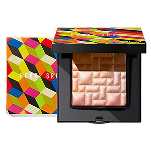 Bobbi Brown Morag Myerscough Collection GOLDEN ROSE GLOW Highlighting Powder
