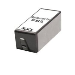 Compatible Black HP 564XL High Yield Ink Cartridge (Replaces HP CN684WN)| RI-CN684WN