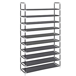 SONGMICS 10 Tiers Shoe Rack