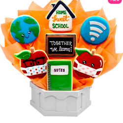 Welcome Home to Learning! Cookie Bouquet