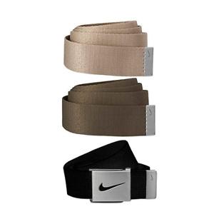 Nike男士腰带 3条装