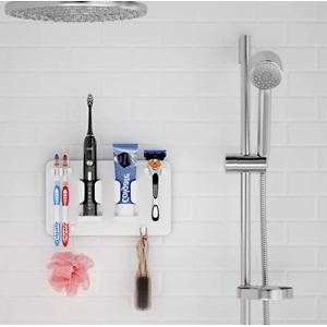 MSPAN Toothbrush Razor Holder for Shower