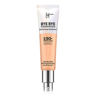 IT Cosmetics Bye Bye Foundation Full Coverage Moisturizer™ with SPF 50+