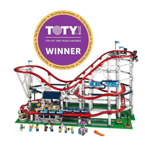 LEGO 乐高Creator系列之巨型过山车