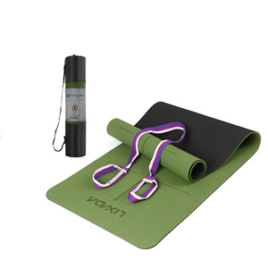 Lixada Yoga Mat -TPE Friendly Eco Non-Slip Yoga Mat