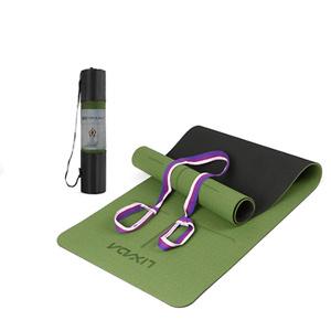 Lixada家用健身防滑瑜伽垫