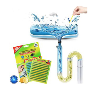 Drain Cleaner Sticks Sink Deodorizer Clog Remover