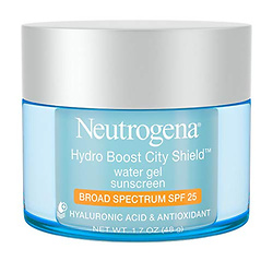 Neutrogena露得清  Hydro Boost Water Gel 水活盈透保湿凝露