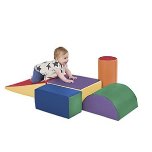 ECR4Kids - ELR-12683 SoftZone Climb and Crawl Activity Play Set