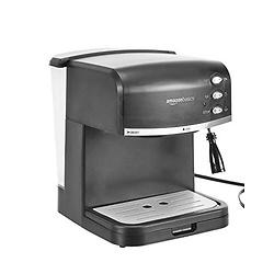 AmazonBasics咖啡机+奶泡机
