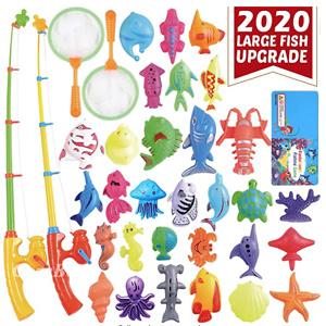 CozyBomB 儿童钓鱼玩具套装