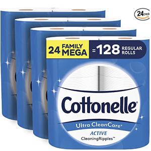 Cottonelle 卫生纸24超大卷