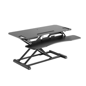 Monoprice Sit-Stand Riser Workstation Desk