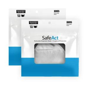 SafeAct: 所有一次性口罩5折