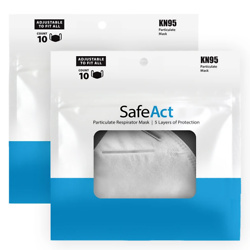 KN95 Face Mask, 20 Count