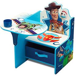 Delta Children 迪士尼儿童木质连桌椅