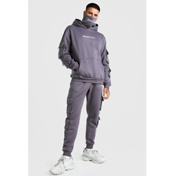 MAN OFFICIAL CARGO SNOOD TRACKSUIT
