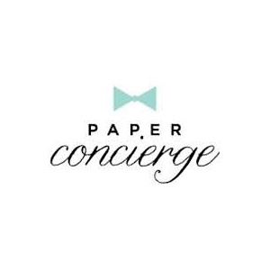 Paper Concierge: Flat Notes 25 for $ 45