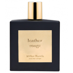 MILLER HARRIS Leather Rouge Unisex Eau de Parfum 100ml Or Rouge Face Cream Refill 50ml Collagenist Re-Plump SPF 15 For Normal to Combination Skin 50ml