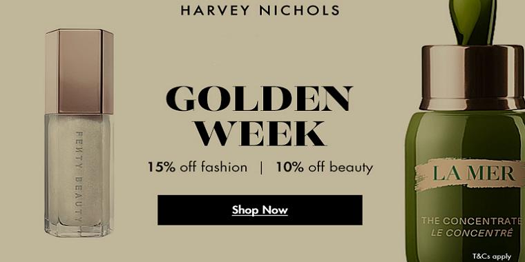Harvey Nichols US: 10% OFF Fashion & Beauty