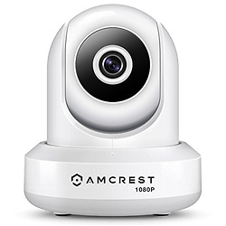 Amcrest ProHD 1080P 无线监控摄像头