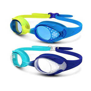 OutdoorMaster Kids Swim Goggles 2 Pack
