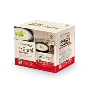 bibigo Korean Beef Bone Broth Soup