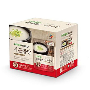 bibigo Korean Beef Bone Broth Soup