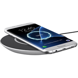 Belkin F7U014dqSLV Boost Up Qi 15W Wireless Charging Pad