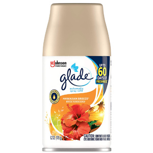 Glade Automatic Spray Refill and Holder Kit