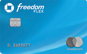 Chase Freedom Flex℠
