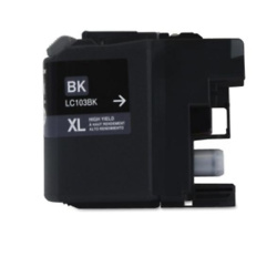 Compatible Black Brother LC103BK High Yield Ink Cartridge| XP-LC103BK