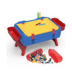 PANLOS Kids Activity Table Set-3 in 1