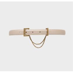 Chain Link Mid Waist Belt