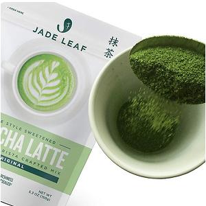 Jade Leaf 有机抹茶拿铁粉 150g