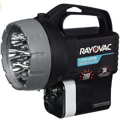 RAYOVAC  Floating LED 户外照明灯