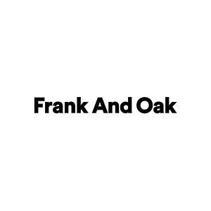Frank and Oak: 15% OFF Sitewide