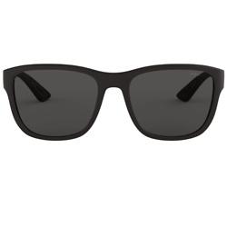 Prada MEN 01US Rectangle Sunglasses