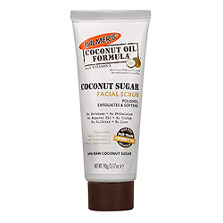 Palmer's Coconut Oil Formula Coconut Sugar Facial Scrub Exfoliator