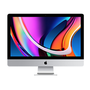"Apple iMac 27"" (10th-i5, 5300 ,8GB , 512GB, 5K) 电视"