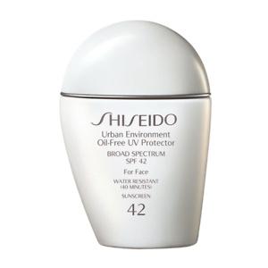 Shiseido Urban Environment Oil-Free UV Protector Broad Spectrum Sunscreen SPF 42
