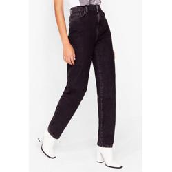 Debbie High-Waisted Mom Jeans