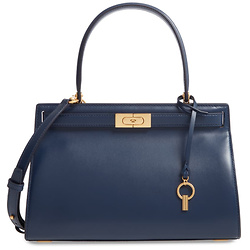 TORY BURCH Lee Radziwill Leather 手柄包小号