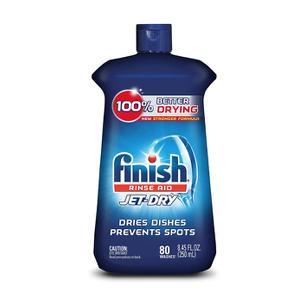 Finish Jet-Dry Rinse Aid, 8.45oz