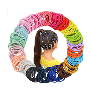 2.5mm Mix Colors Baby Elastic Hair Ties
